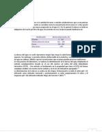 Informe Quimica Analitica Dureza Del Agua