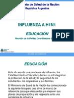 Influenza a h1n