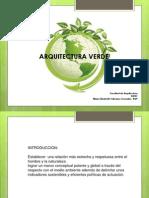 Arquitectura Verde en Mexico