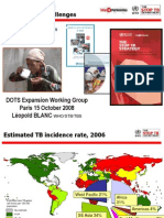 2.Global TB Control Progress and Challenges