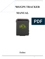 TK102B English User Manual