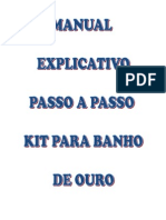 MANUAL GT3500 + KIT FOLHEAÇÃO  - 20AMPERES