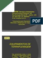 Treinamento de Retroescavadeira PDF