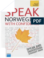 SPEAK  NORWEGIAN WITH CONFIDENCE.pdf