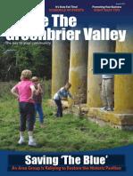 """Inside the Greenbrier Valley"" - Blue Sulphur Springs Pavillion"