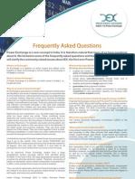 Power Exchange FAQ