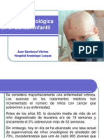 Atencion Psicologica Del Cancer Infantil