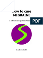 How to cure Migraine! - magnesium and riboflavin (ebook)