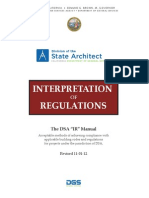 2012 Interpretation of Regulations