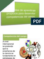 Ambientes de aprendizaje propicios para desarrollar competencias del.pptx