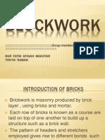 Block Work