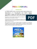 Analisis Del Entorno (Ivo Guevara)