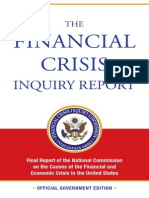 FINANCIAL CRISIS INQUIRY REPORT: