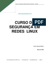 Curso de Segurança em Redes Linux