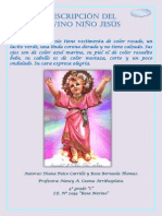 DESCRIPCIÓN DIVINO NIÑO JESÚS