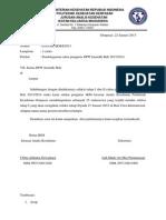 Surat Delegasi Imatelki