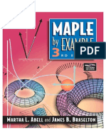 Abell, Braselton. Maple by example (3ed., Elsevier, 2005)(ISBN 0120885263)(T)(O)(563s)_SC_.pdf