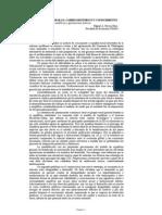 TEORÍA DEL DESARROLLO, CAMBIO HISTÓRICO Y CONOCIMIENTO Miguel A. Rivera Ríos edlo