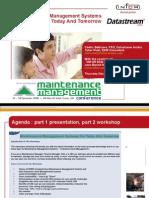 Mainteneance Presentation
