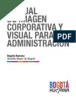 Manual de Imagen Bogota Humana