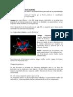 Estructura atómica de la materia1