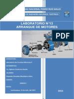 Laboratorio n13 Arranque de Motores
