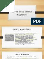 Teoría de los campos magnéticos