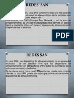 Redes de Almacenamiento SAN y NAS