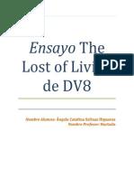 Ensayo the Lost of Living de DV8