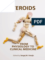 Steroids From Physiology to Clinical Medicine
