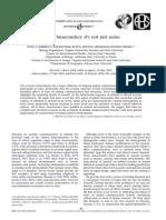 Urban bioacoustics its not just noise_Warren et al 2006.pdf