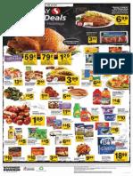 Safeway超级市场11月13日到19日优惠