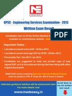 IES- 2013 Written Exam Result.pdf