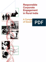Responsible Corporate Engagement in Rural India-A Compendium of Good Practices.