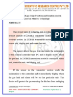 Development of gas leak detection and location system based on wireless technology.doc
