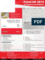 AutoCAD 2014 for Engineers and Designers.pdf