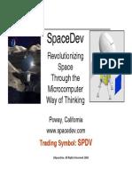 BensonJ-02-PPT - SpaceDev - Revolutionizing Space ....pdf