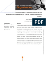 29.- Montes de Oca Influencia Toma de Decision Publica