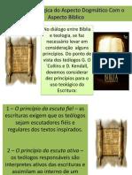 Mistério de Deus - Renovação da Linguagem da fé.