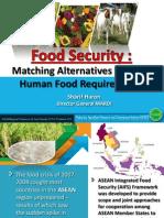 Paper 1_Dato' Dr. Sharif Haron-ASEAN Regional Conference On Food Security 2013-8-10 October 2013_baru.pdf