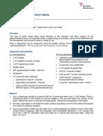 RSC Dissolution of paracetamol tablets students.pdf