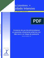 Consenso Uso de Antimicrobiano en Ira