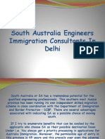 South Australia Engineers Immigration Consultants In Delhi