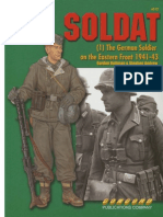 [Concord] [Warrior Series 6512] Soldat (1) the German Soldier on the Eastern Front 1941-43 (2005)