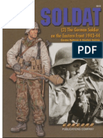 [Concord] [Warrior Series 6513] Soldat (2) the German Soldier on the Eastern Front 1943-44 (2006)