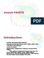 Sheen paints.ppt