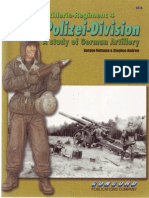 [Concord] [Warrior Series 6516] SS-Artillerie-Regiment 4. SS-Polizei-Division. a Study of German Artillery (2006)