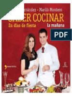 Saber Cocinar en Dias de Fiesta - Marilo Montero