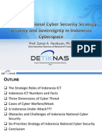 Indonesian Cyber Security Strategi