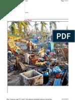 Philippines Typhoon Haiyan Photos